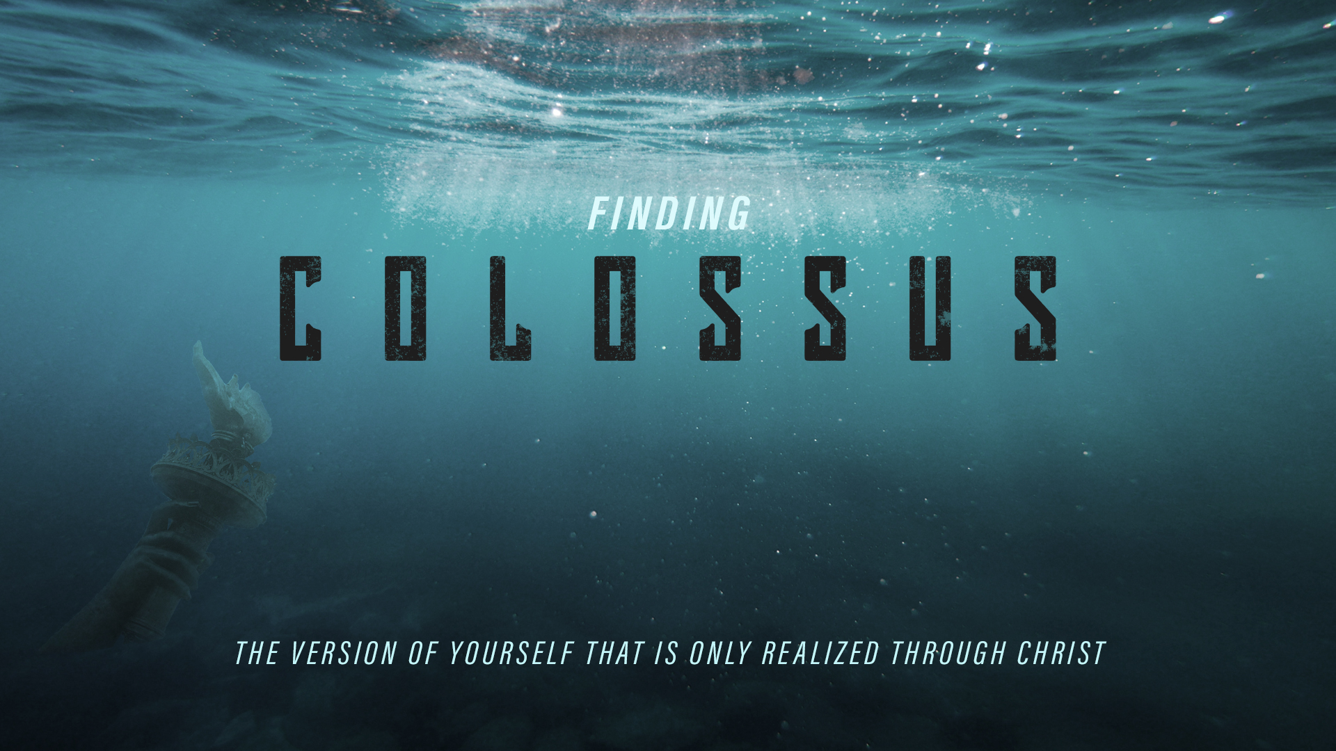 Finding Colossus